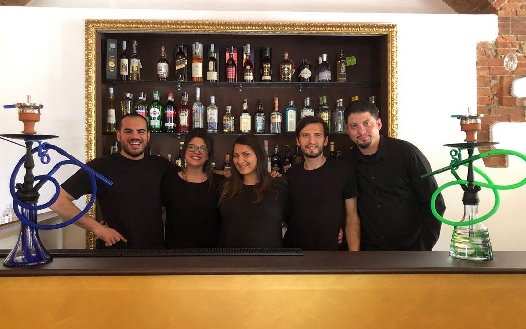 Il LUX Narghilè Lounge Drink di Klaudio Viska