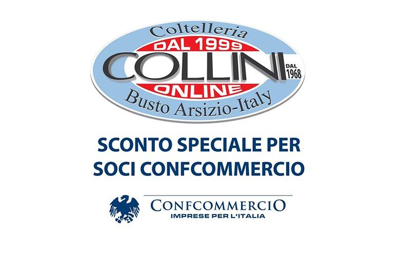 Coltelleria Collini – Sconto speciale su tutto il catalogo online