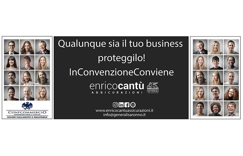 Enrico Cantù assicurazioni al servizio del tuo business