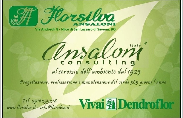 Florsilva Ansaloni SRL  (offerta per la realizzazione e manutenzione parchi , giardini e terrazzi) fornitura di sementi e piante