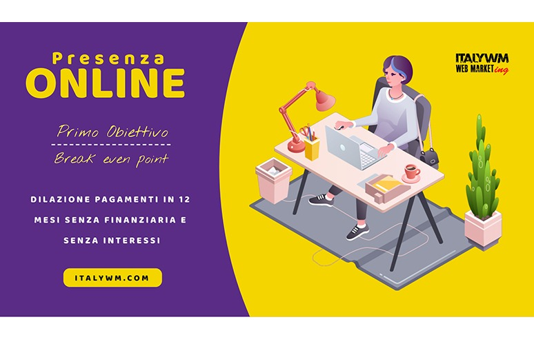 Italy Web Marketing – Presenza online. siti web, e-commerce, gestione professionale Social. Ads