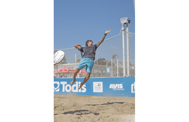 Preparazione atletica beach tennis