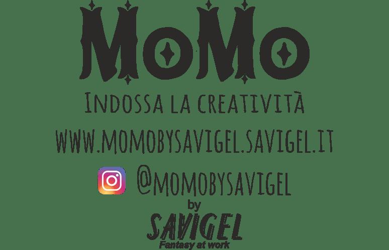 SCONTI SUL PORTALE MOMO BY SAVIGEL (Abbigliamento e mascherine)