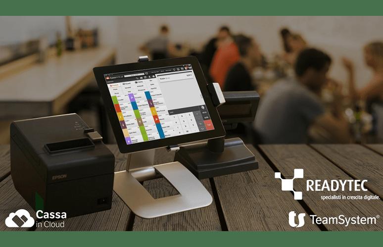 Cassa in Cloud, Registratori di Cassa  e soluzioni per il Retail.