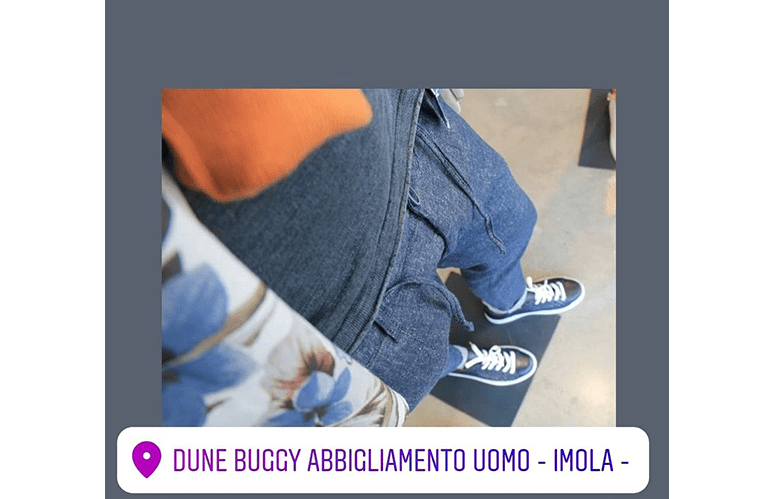 Jeans Basic Uomo